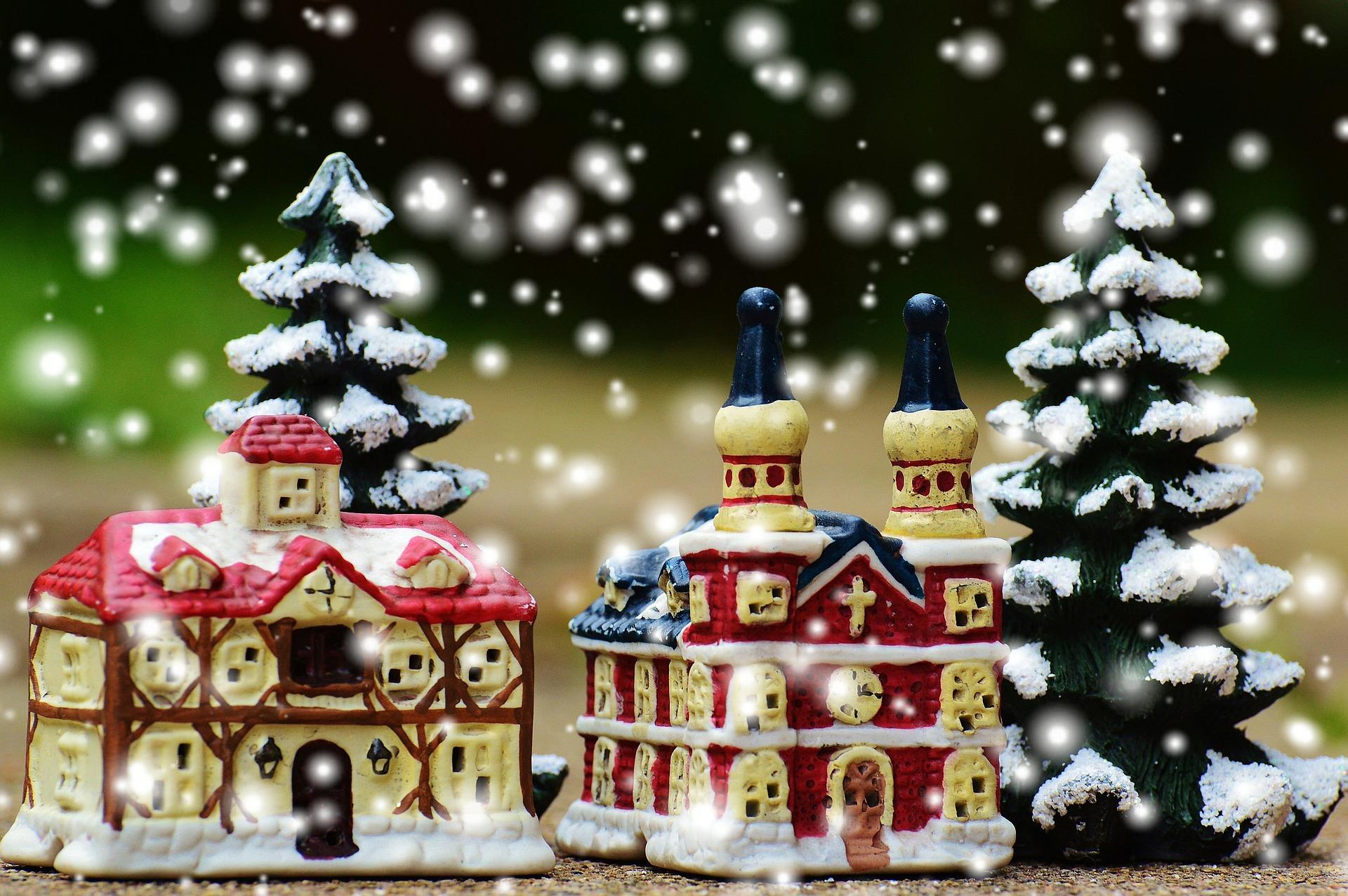 Julfest in Fahrland